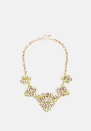 PCPUCK NECKLACE - Smykke - gold-coloured/multi