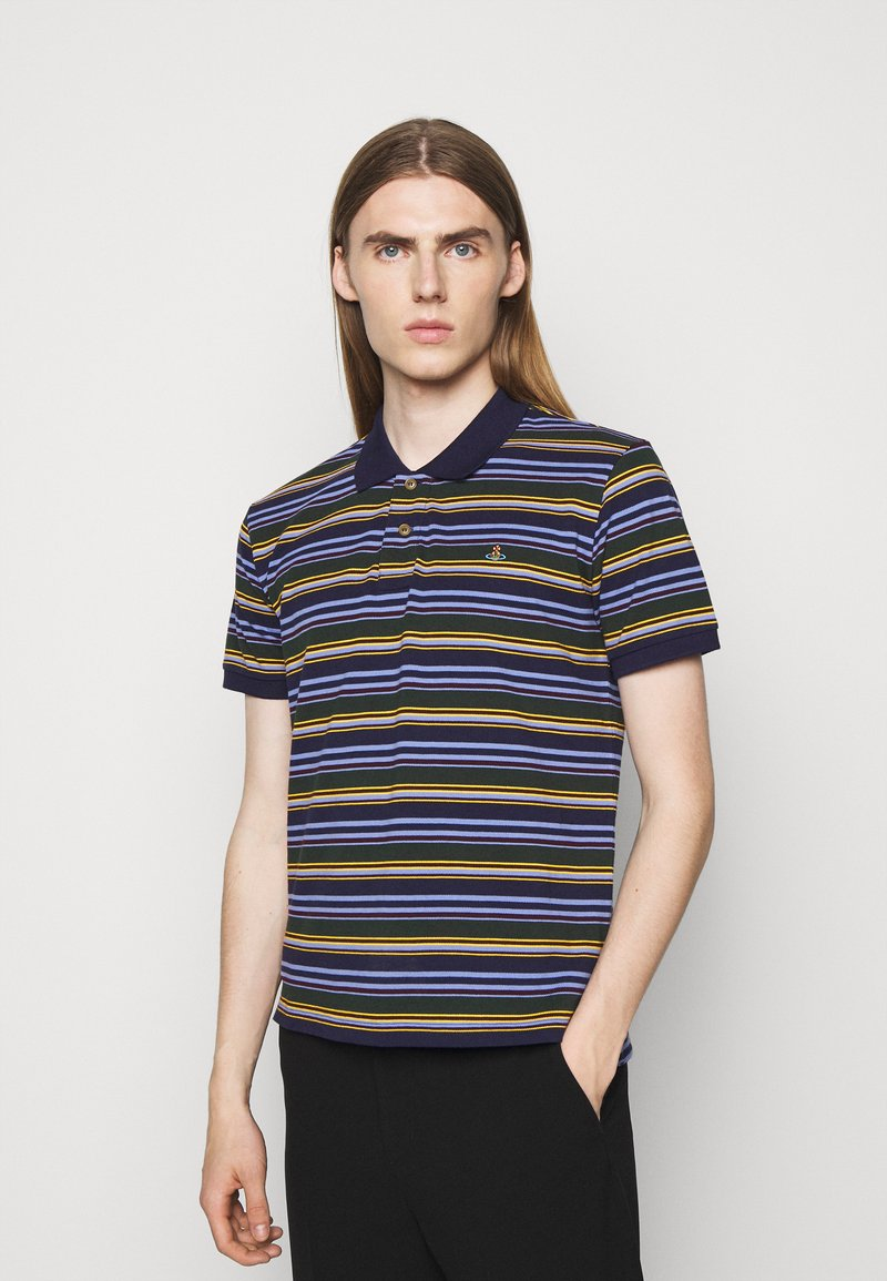 Vivienne Westwood - CLASSIC - Polo shirt - navy green