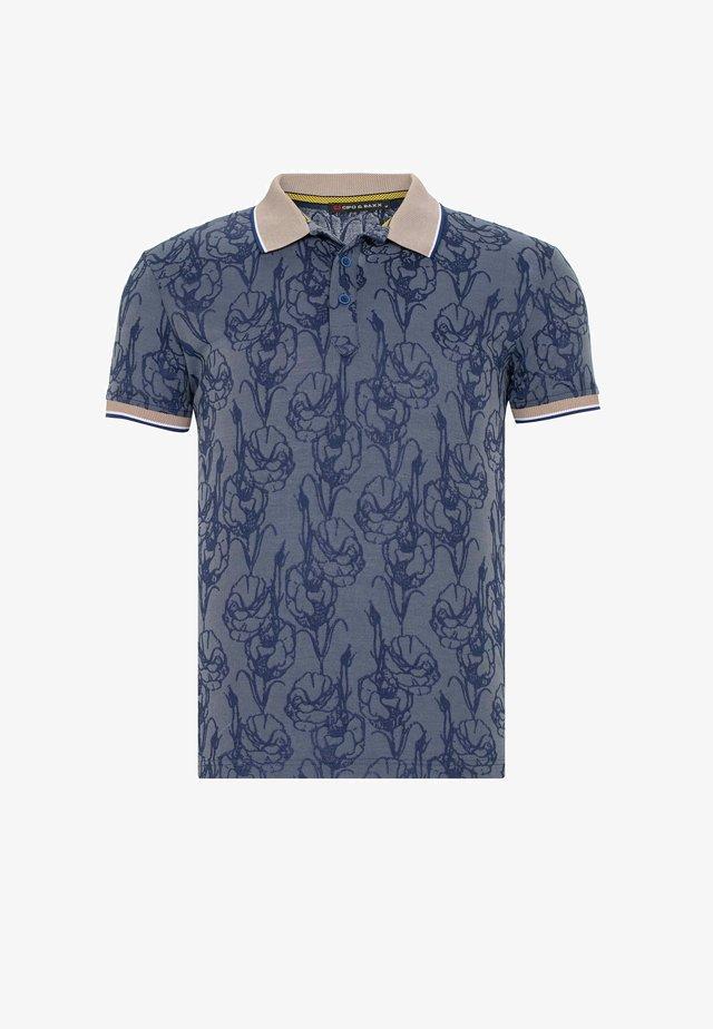 Polo shirt - navyblue