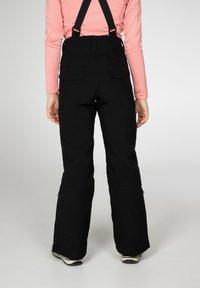 Protest - SUNNY JR  - Snow pants - true black - 2