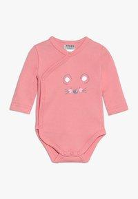 Jacky Baby - LANGARM GIRL 2 PACK - Body - light pink - 2