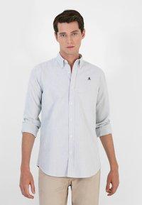 Scalpers - Shirt - duck stripes - 0