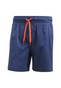 adidas Performance - SOLID TECH SWIM SHORTS - Shorts - blue - 9