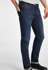 Lee - Jeansy Straight Leg -  dark blue - 3