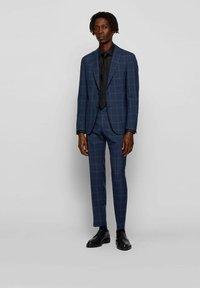 BOSS - NOLVAY - Blazer jacket - open blue - 1