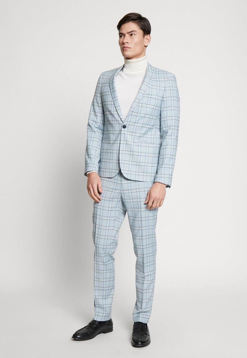Viggo - ESPOO SUIT SET - Kostym - baby blue