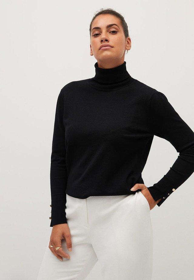 GINA - Pullover - black