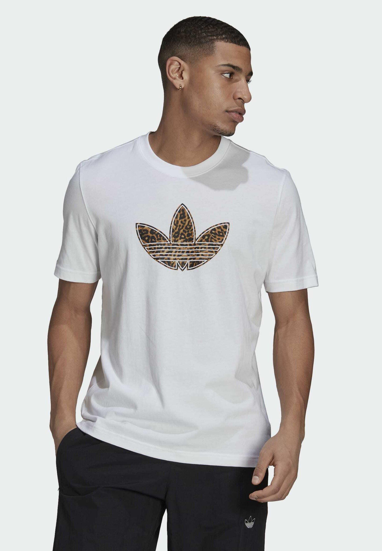 Men TREFOIL  - Print T-shirt