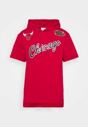 NBA CHICAGO BULLS GAMEDAY HOODY - Sweatshirt - red/scarlet
