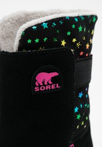 Sorel - YOUTH RYLEE STARS - Snowboots  - black - 5