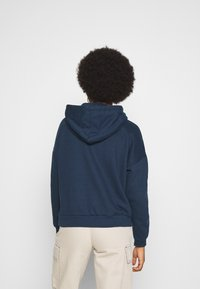 ONLY - ONLHAILEY HOOD - Hoodie - navy blazer - 2