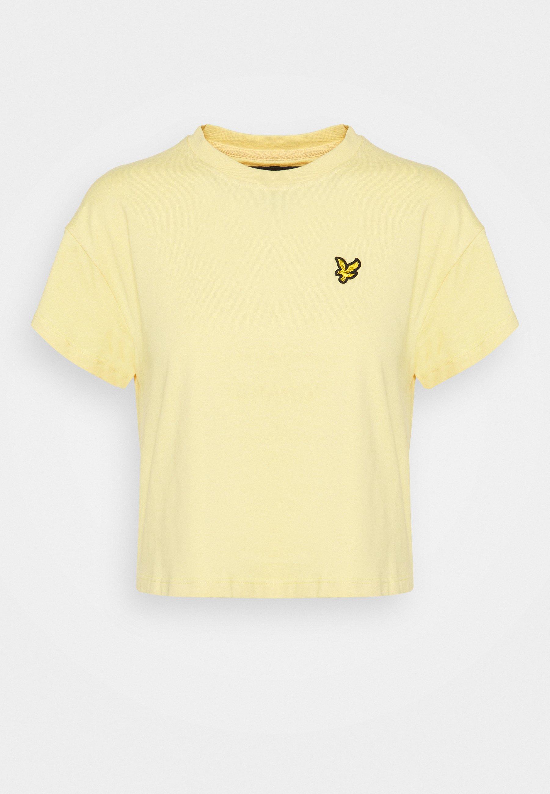 Donna CROPPED  - T-shirt basic