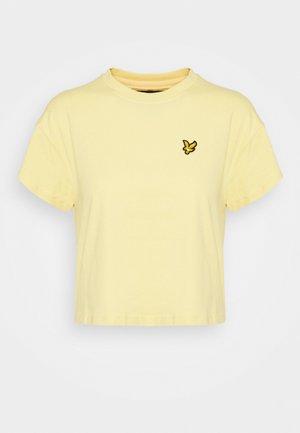 CROPPED - Basic T-shirt - sun daze