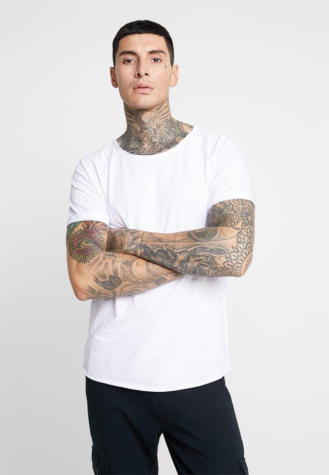 KAS TEE - Basic T-shirt - white
