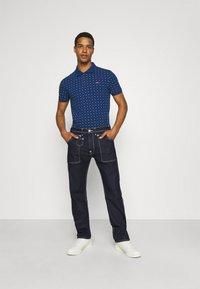 Levi's® - 505 UTILITY UNISEX - Jeans baggy - dark indigo flat finish - 1