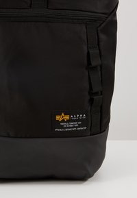Alpha Industries - CREW BACKPACK - Sac à dos - black - 8