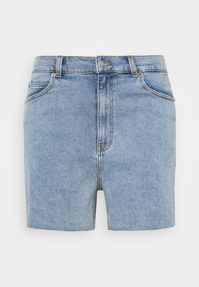 NORA - Denim shorts - light retro