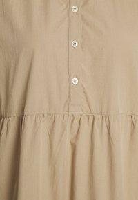 esmé studios - TABBY DRESS - Shirt dress - white paper - 2