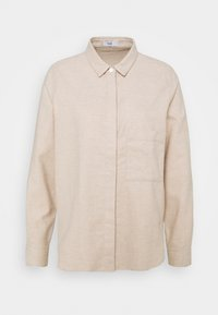 CLOSED - HAILEY - Button-down blouse - honey - 0