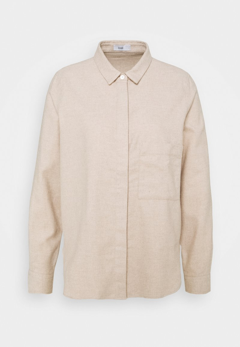 CLOSED - HAILEY - Button-down blouse - honey