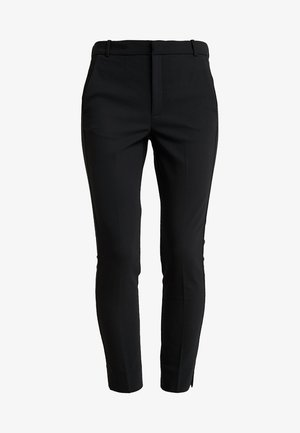 ZELLA PANT - Kalhoty - black