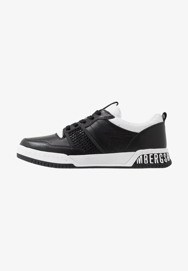 Bikkembergs - SCOBY - Trainers - black/white