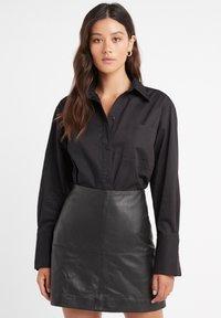 Kookai - MONACO - Button-down blouse - z2-noir - 0