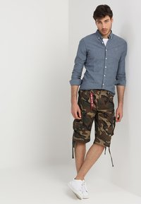Alpha Industries - JET - Cargobroek - woodland - 1