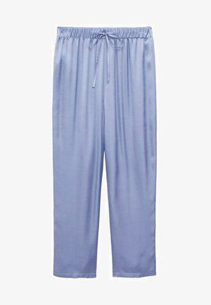 SATINI - Pyjama bottoms - azul