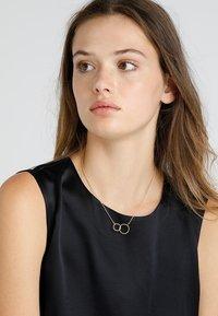Pilgrim - NECKLACE HARPER - Necklace - gold-coloured - 1