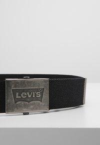 Levi's® - BATWING BELT - Belt - regular black - 3