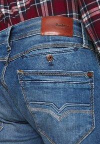 Pepe Jeans - SPIKE - Straight leg jeans - medium used - 3