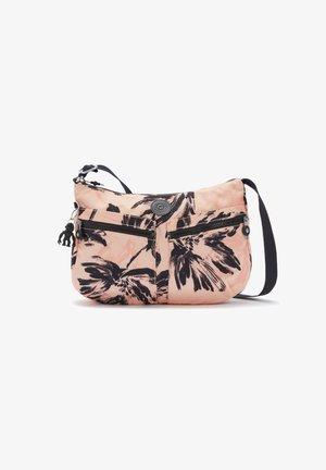 IZELLAH - Across body bag - coral flower