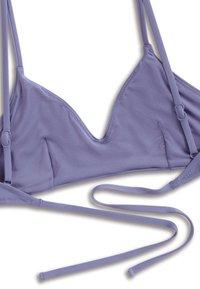OYSHO - Bikini top - purple - 5