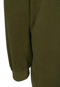 Zizzi - Jersey dress - green - 4