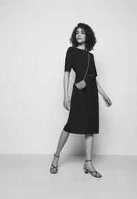 Marella - CAPANNA - Shift dress - nero - 4