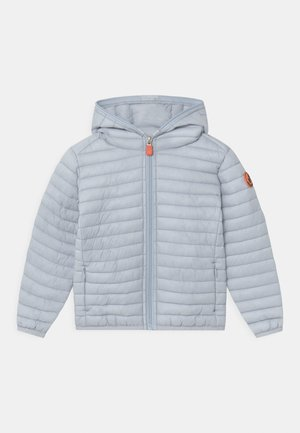 HOODED  - Light jacket - chrystal grey