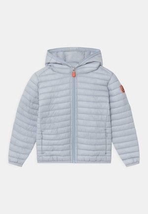 HOODED  - Lehká bunda - chrystal grey