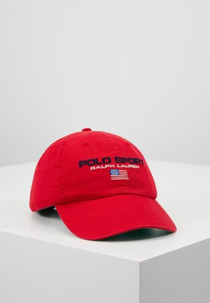 POLO SPORT CLASSIC  - Cap - red