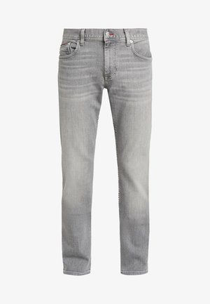 DENTON PACO - Straight leg jeans - grey denim