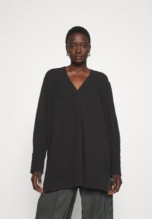 OKENIA - Blouse - black