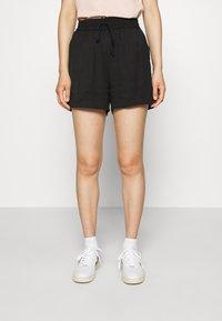 ARKET - SHORT - Shorts - black dark - 0