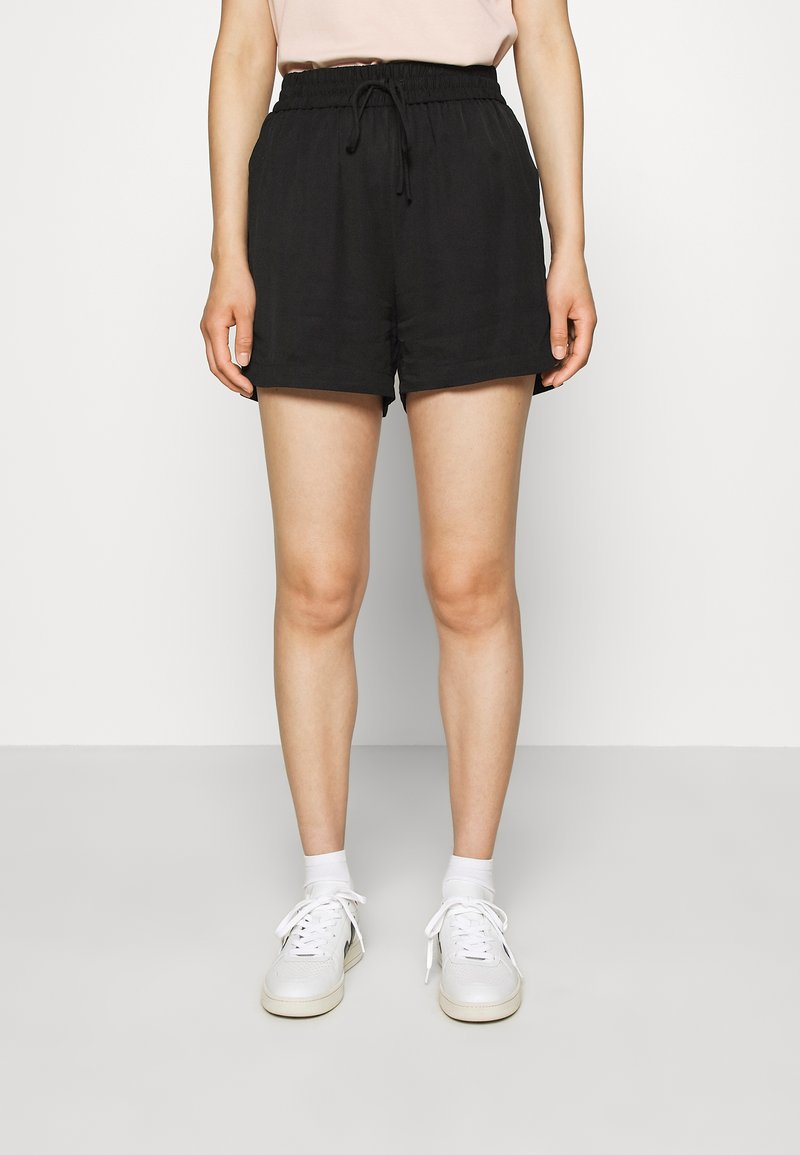 ARKET - SHORT - Shorts - black dark