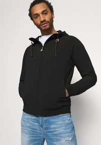 K-Way - RAINER FUNCTION UNISEX - Summer jacket - black pure - 3