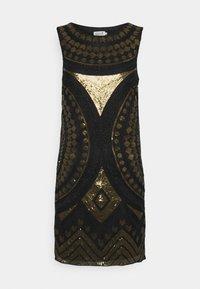 Molly Bracken - LADIES DRESS - Cocktailjurk - gold-coloured - 11