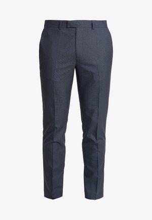 BEN DOGTH - Suit trousers - blue