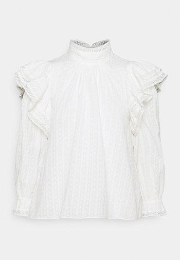 BELLIS - Blouse - white