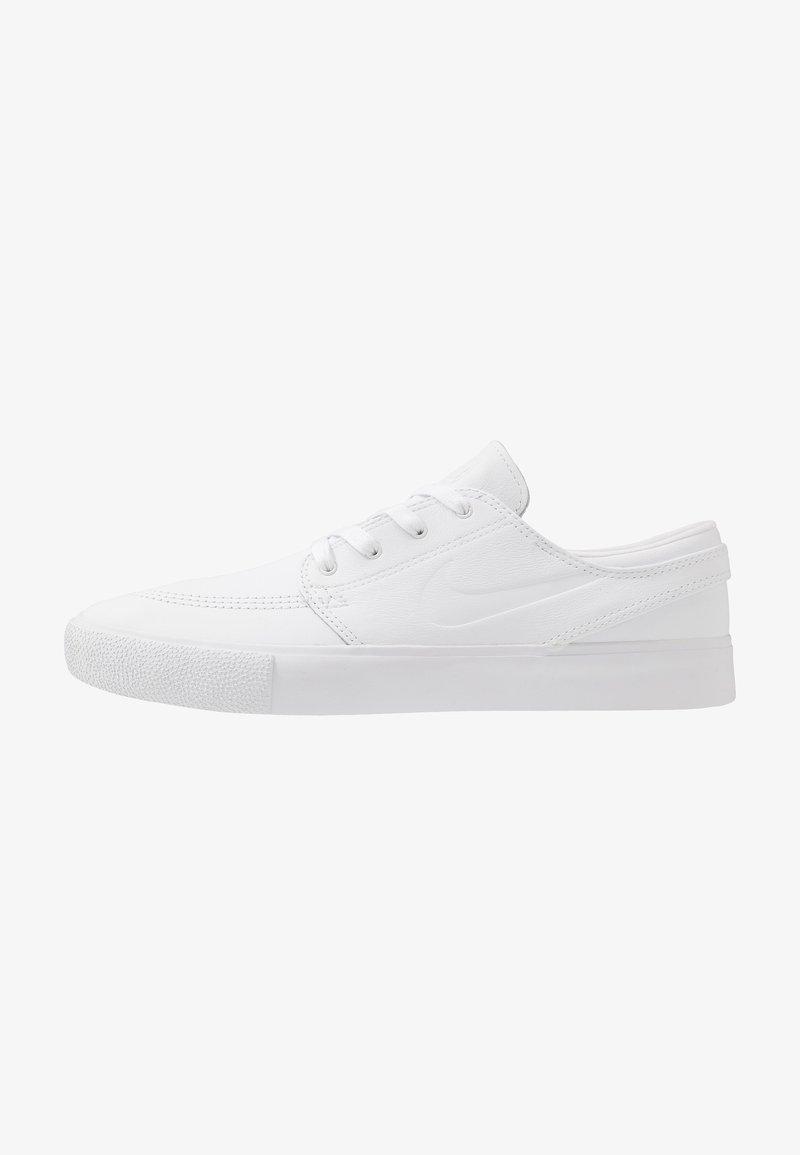 Nike SB - ZOOM JANOSKI - Sneakers laag - white