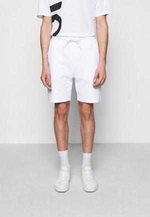 DOSHI - Pantaloni sportivi - white