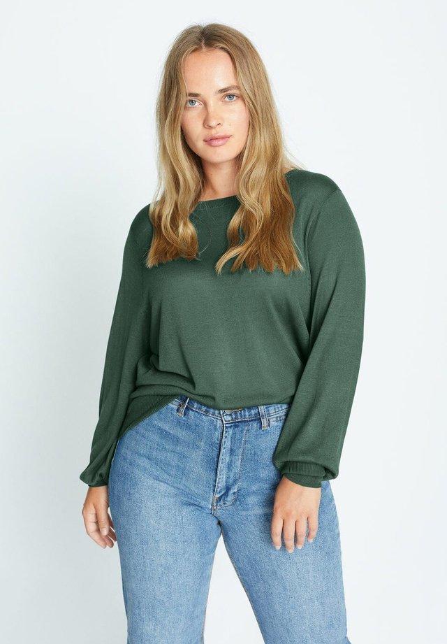 WEY - Pullover - waldgrün